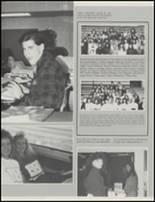 1989 Union High School Yearbook Page 176 & 177