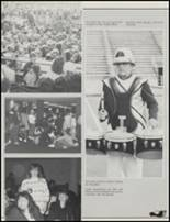 1989 Union High School Yearbook Page 182 & 183