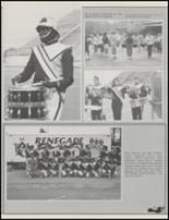1989 Union High School Yearbook Page 184 & 185