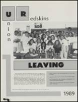 1989 Union High School Yearbook Page 246 & 247