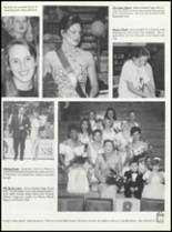 1996 Harrison High School Yearbook Page 16 & 17
