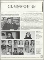 1996 Harrison High School Yearbook Page 100 & 101