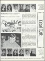 1996 Harrison High School Yearbook Page 128 & 129