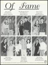 1996 Harrison High School Yearbook Page 154 & 155