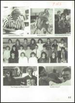 1987 Rosalia High School Yearbook Page 14 & 15
