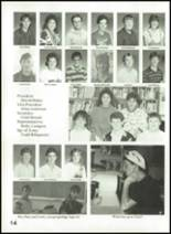 1987 Rosalia High School Yearbook Page 18 & 19