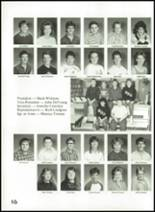 1987 Rosalia High School Yearbook Page 20 & 21