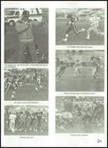 1987 Rosalia High School Yearbook Page 24 & 25