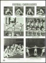 1987 Rosalia High School Yearbook Page 26 & 27