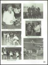 1987 Rosalia High School Yearbook Page 28 & 29