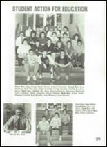 1987 Rosalia High School Yearbook Page 32 & 33