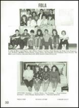 1987 Rosalia High School Yearbook Page 36 & 37