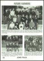 1987 Rosalia High School Yearbook Page 38 & 39