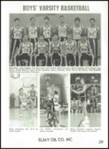 1987 Rosalia High School Yearbook Page 42 & 43