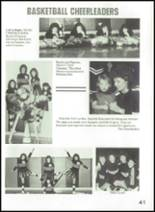 1987 Rosalia High School Yearbook Page 44 & 45