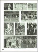 1987 Rosalia High School Yearbook Page 48 & 49