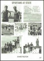 1987 Rosalia High School Yearbook Page 50 & 51