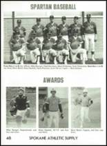 1987 Rosalia High School Yearbook Page 52 & 53