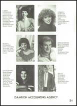 1987 Rosalia High School Yearbook Page 54 & 55
