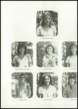 1984 Collins High School Yearbook Page 10 & 11