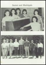 1984 Collins High School Yearbook Page 12 & 13