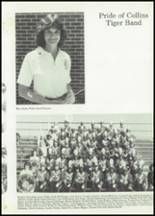 1984 Collins High School Yearbook Page 14 & 15