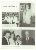 1984 Collins High School Yearbook Page 16 & 17