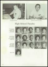 1984 Collins High School Yearbook Page 20 & 21