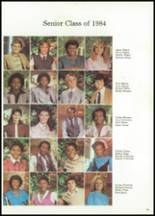 1984 Collins High School Yearbook Page 26 & 27
