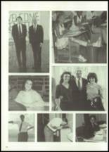 1984 Collins High School Yearbook Page 28 & 29