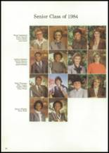 1984 Collins High School Yearbook Page 30 & 31