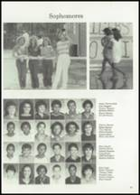 1984 Collins High School Yearbook Page 38 & 39