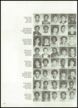 1984 Collins High School Yearbook Page 40 & 41