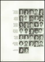 1984 Collins High School Yearbook Page 42 & 43