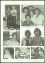 1984 Collins High School Yearbook Page 56 & 57
