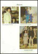 1984 Collins High School Yearbook Page 58 & 59