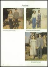 1984 Collins High School Yearbook Page 62 & 63