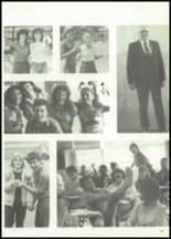 1984 Collins High School Yearbook Page 64 & 65