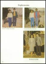 1984 Collins High School Yearbook Page 66 & 67