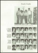 1984 Collins High School Yearbook Page 70 & 71