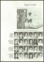 1984 Collins High School Yearbook Page 72 & 73