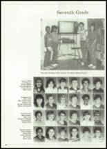 1984 Collins High School Yearbook Page 74 & 75