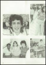 1984 Collins High School Yearbook Page 78 & 79