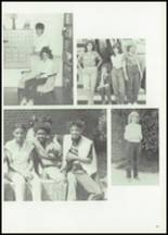 1984 Collins High School Yearbook Page 82 & 83