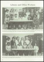 1984 Collins High School Yearbook Page 86 & 87
