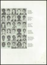 1984 Collins High School Yearbook Page 98 & 99