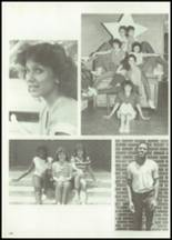 1984 Collins High School Yearbook Page 112 & 113