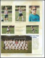 2003 Mainland Regional High School Yearbook Page 110 & 111