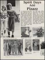 1987 Antlers High School Yearbook Page 10 & 11