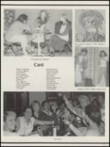 1987 Antlers High School Yearbook Page 16 & 17